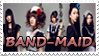 stamp BAND-MAID (ver.4) by nakuchan9095