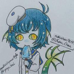 #Drawthisisyourstyle by yoyo.kai by nakuchan9095
