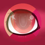 ~Ruby Eye~ by BluePorl