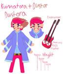 [Fusion] Dustora! by BluePorl