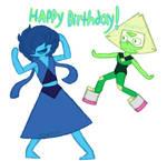 [Gift] Waifu's birthday! by BluePorl