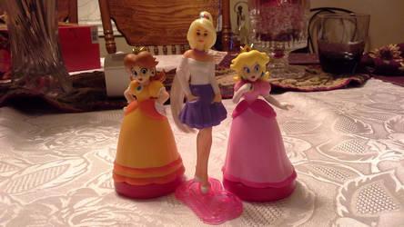 Barbie and the Princesses (Barbie's B-Day/ Mar10) by Tom-Otaku