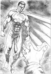 Superman by Cleiber Vieira by cleibervieira