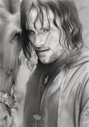 Aragorn by ArtOfApollo