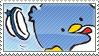 Tuxedo Sam stamp by star-firework