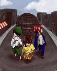 III Thieves Pinball by AoiRai