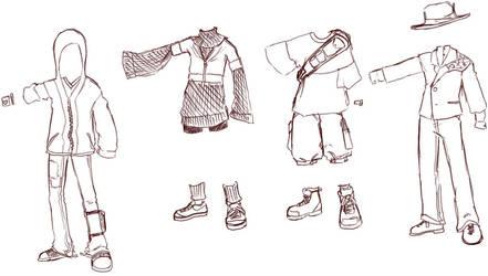 Random Fashion by AoiRai