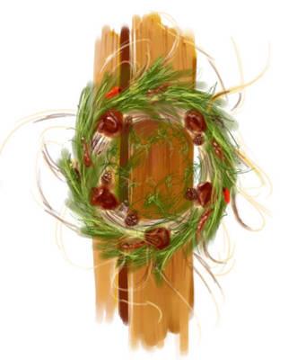 Wreath by AoiRai