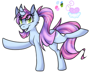 Cotton Bliss reference by teeny16