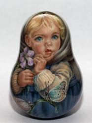 Little beauty Lenochka by spb-masters