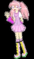 Hanane Sakura by Kagami-Usagi