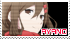 Ayano Stamp by Kagami-Usagi