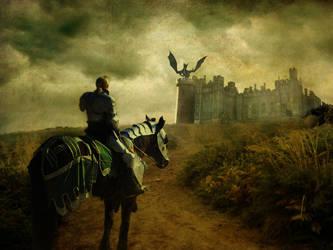 Knight by CatherineCruz