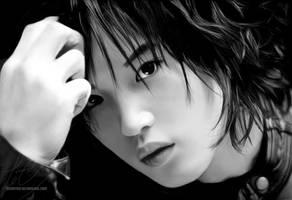 Jae Joong by MsMiyavi
