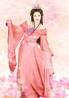Diao Chan by MsMiyavi