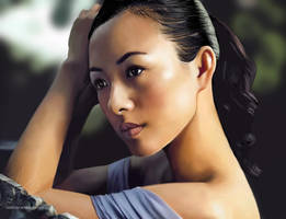 Zhang ZiYi by MsMiyavi