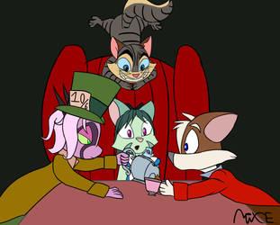 Lilith In Wonderland by WayCool64