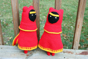 Journey Wanderers by MilesofCrochet