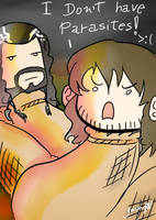 KILI DON'T HAVE PARASITES! by TiaAnthy