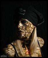 Zombie Courtney 1 by DeviantDesires