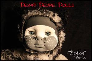 Spike 1 Deviant Desire Dolls by DeviantDesires