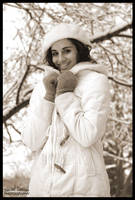 Demetra Stayin Warm by DeviantDesires