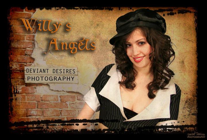 Willys Angels Allanna by DeviantDesires