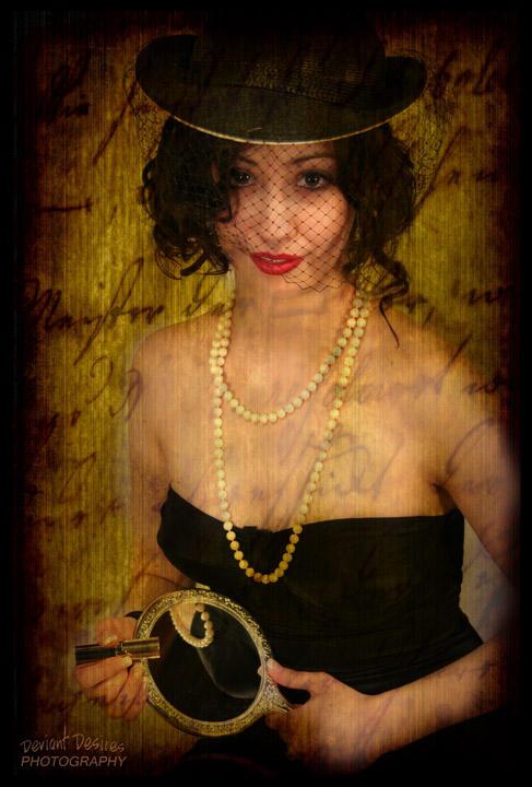 Allanna Antique 2 by DeviantDesires
