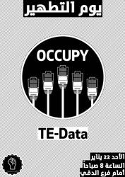 occupy te-data by gaber440
