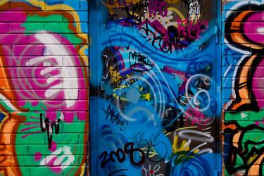 Enter Graffiti by sciatic