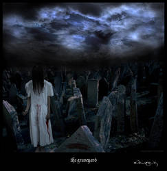 The Graveyard by n--e--x--u--s