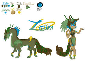 Zuzien the Alaukika by The1nkyG33k