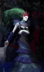 Lady Of Shalott by LoserLunatic