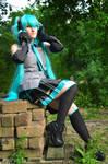 Hatsune Miku - Vocaloid p.1 by Catulus-Cosplay
