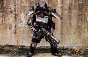Fallout3 'BoS: Outcast' by PsyckoCinderella