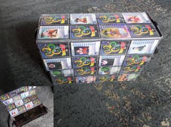 Dragonball Z Card Bag by PracticallyGeeky