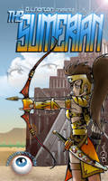 The Sumerian 1st issue cover art by DLNorton