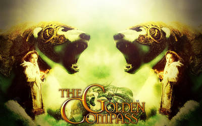 golden compass wallpaper by antiteacher87
