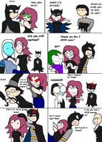 If I Dated Batman by lady-warrior