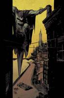 Batman - Yellow Sky by matlopes