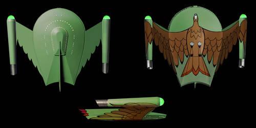 Bird-of-Prey Re-imagined by Randicus