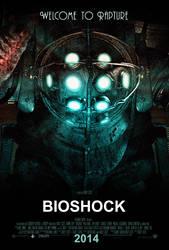 Bioshock Movie Poster 1 by Bryand46