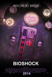 Bioshock Movie Poster 2 by Bryand46