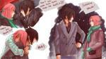 sasusaku collage 01 by Fey-Rayen
