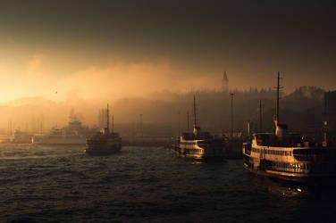 foggy city3 by 1poz