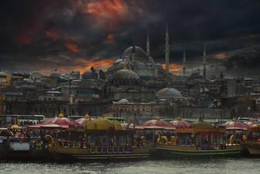 Suleymaniye Mosque by 1poz