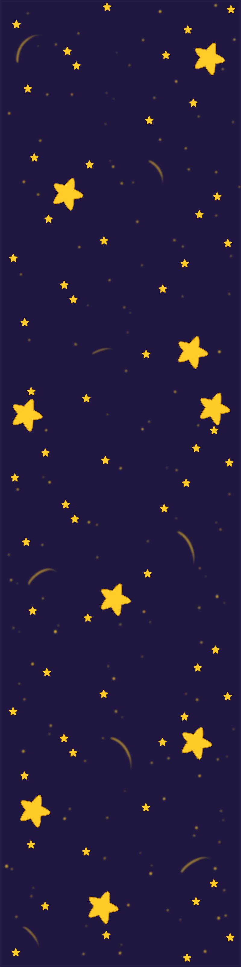 Custom Box Background- Stars by NPC-Jes