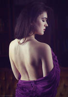 Krysia by darkelfphoto
