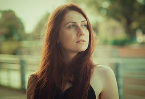 Ania by darkelfphoto
