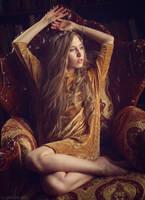 gold by darkelfphoto